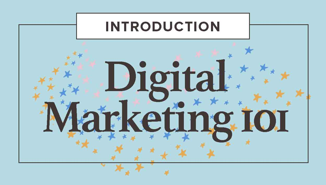digital marketing 101 online course